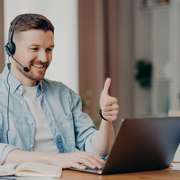 Connect With Your Tech Solution Resource Via Live Video Call